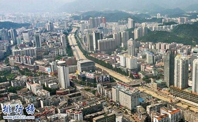 2019中國十大鬼城排名,威海高樓遍地卻空無一人