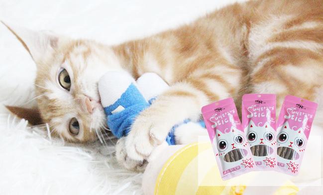 貓咪磨牙棒哪個牌子好 盤點貓咪磨牙棒品牌排行榜