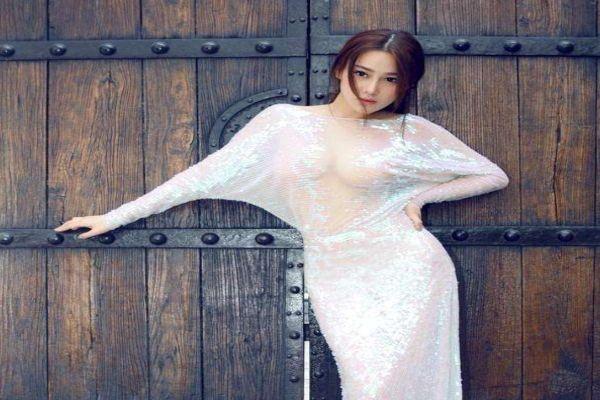 中國胸部最美的十大女明星