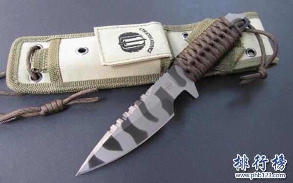 世界十大軍刀排行榜 世界十大最著名的軍用格鬥刀