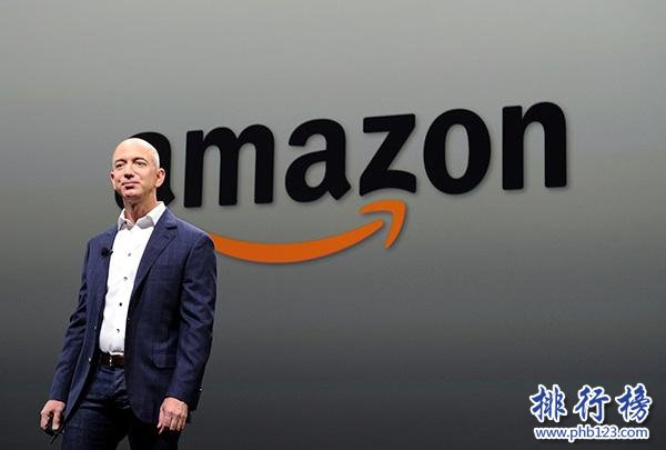世界首富排行榜2021:傑夫·貝佐斯身價998億美元居首(實時更新)