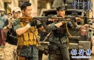 戰狼2票房最新統計:45億,成中國票房最高的電影預計50億