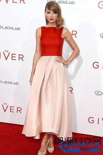 2015年全球最會穿衣的女明星