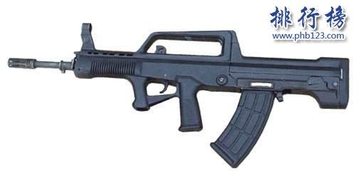 美媒評五種最厲害的槍械:中國經典95式步槍排名最後