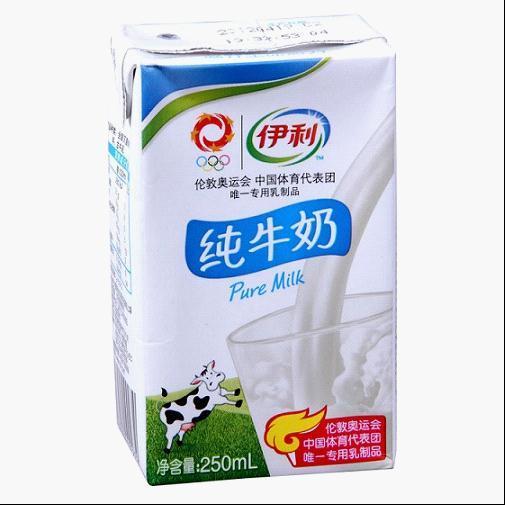 2019年10大牛奶品牌排名 伊利金典位列第一