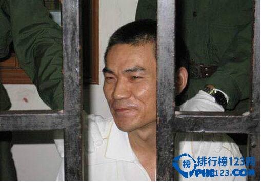 中國黑幫老大排名,香港黑幫老大三人上榜