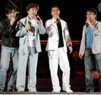 台灣四大天王:他們曾是歌壇界人氣王如今銷聲匿跡