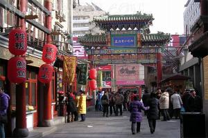 北京十大吃貨必去地點 平安大街上榜,王府井名氣第一
