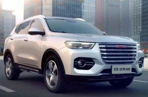 2021年3月緊湊型SUV銷量排行榜 哈弗H6第一,本田皓影上榜