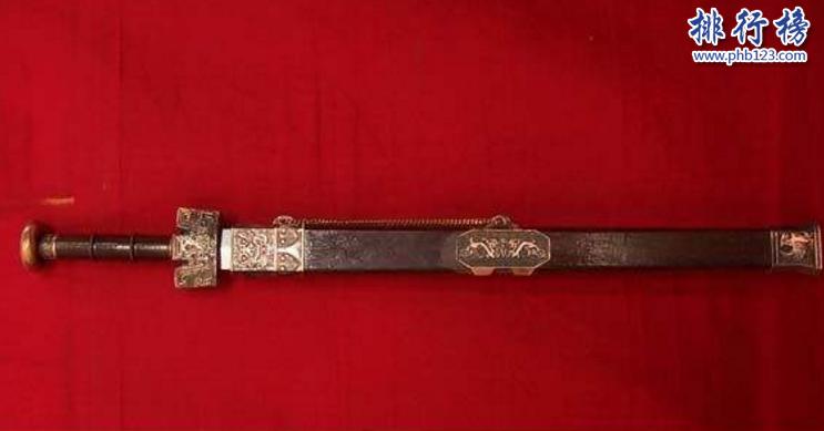 中國四大名劍