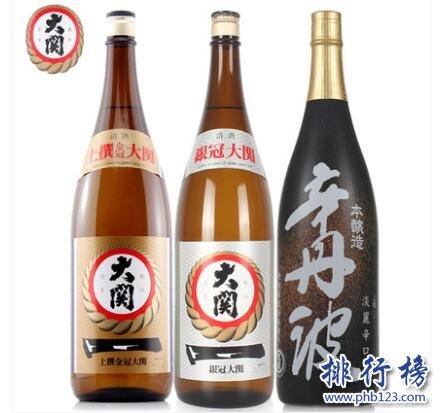 日本有哪些比較好的名酒?日本名酒排行榜前十名