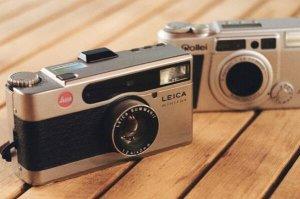 史上最經典的十大相機,尼康上榜兩款,第一款具有劃時代意義