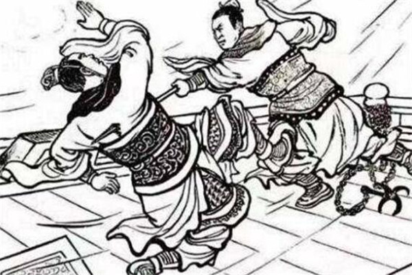 中國古代十大刺客,王著最有俠客精神,第八是最失職的刺客