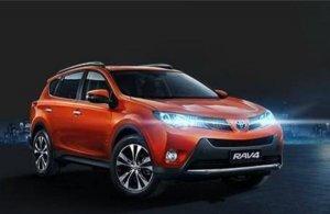 全球SUV銷量排行榜2020,豐田RAV4以銷量40萬榮居榜首