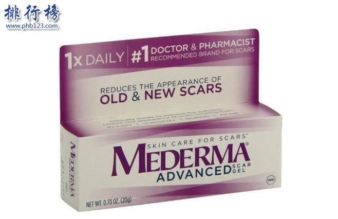 有哪些好用有效的祛疤產品,祛疤產品排行榜十強