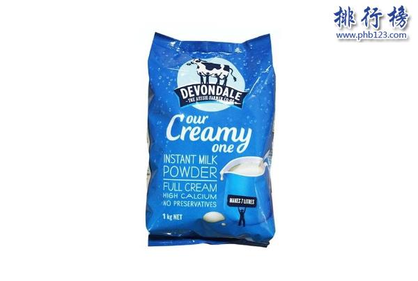 全脂奶粉推薦:2021全脂奶粉10強排行榜