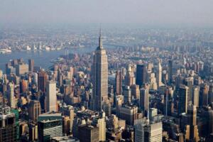 美國十大城市GDP排名 紐約生產總值超越浙江省