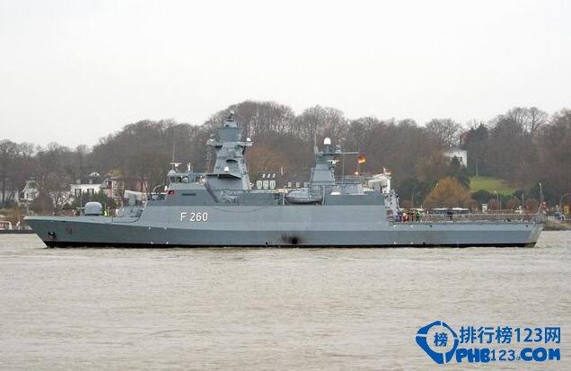 艦船排行,護衛艦,十大,排行榜,軍事排行榜