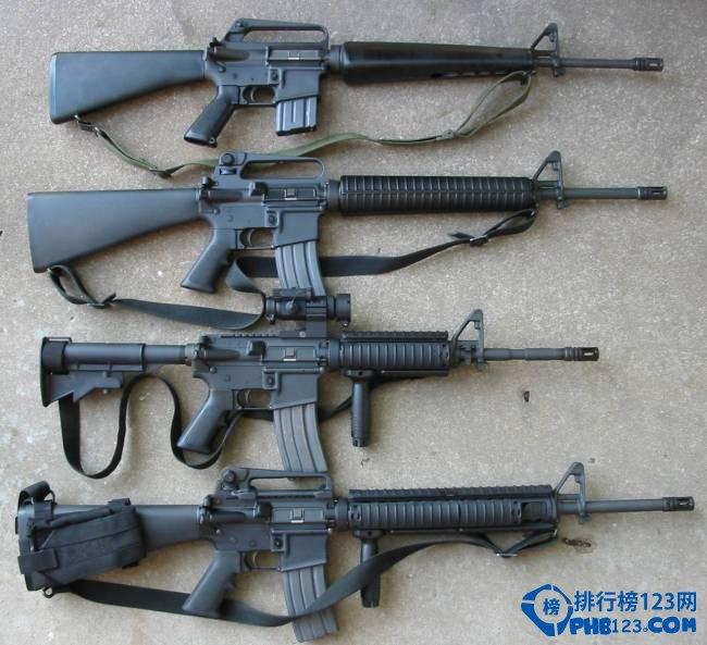 M16突擊步槍
