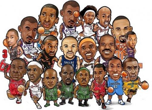 2014年NBA明星廣告代言收入排行榜