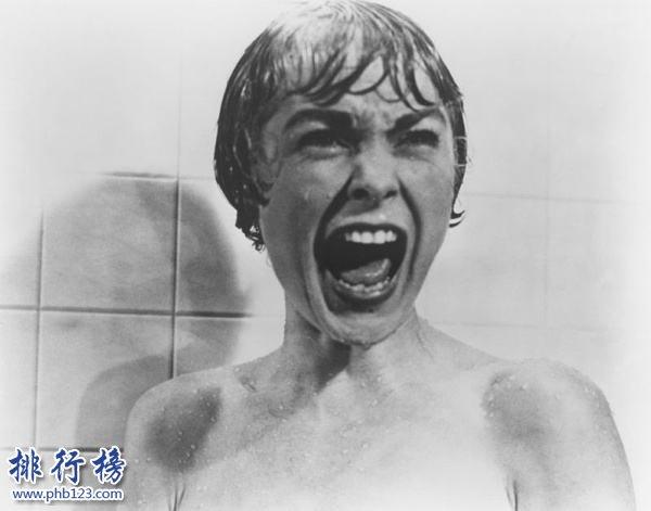恐怖電影排行榜前十名,沉默的羔羊第四夜訪吸血鬼第八