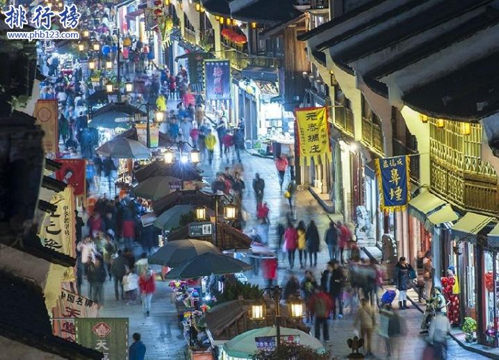杭州購物去哪裡比較好?盤點杭州五大必去購物地點