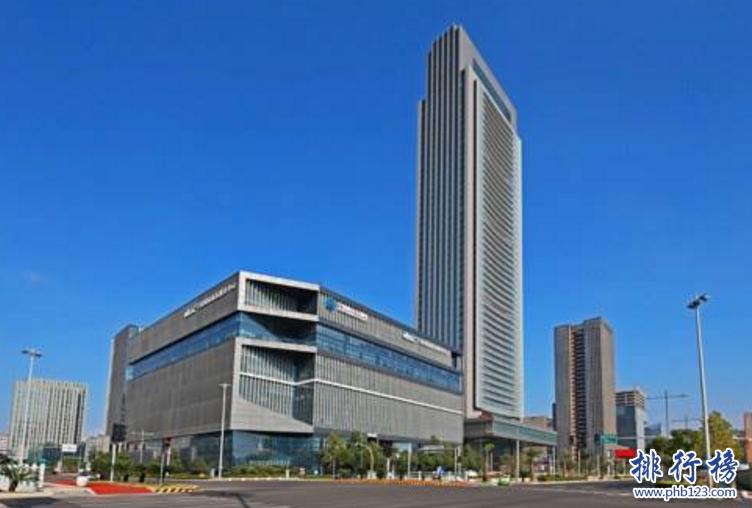 寧波最高樓有多少米?寧波十大高樓排名2019