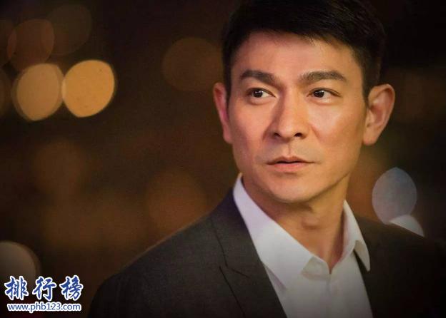 香港四大天王:最有錢的竟然是他(黎明)