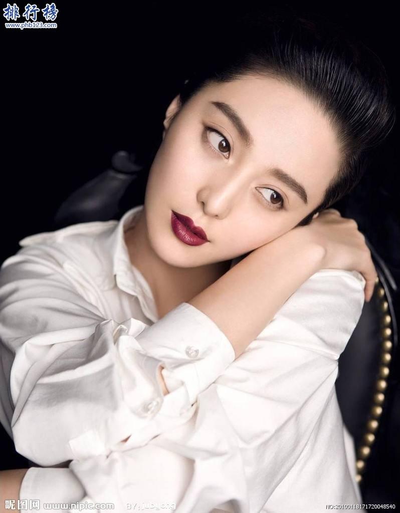 2021年中國十大美女排行榜 中國最美女明星排名都有誰