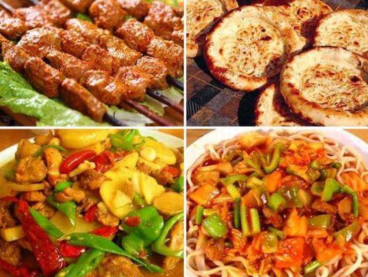 陝西十大小吃:灌湯包,葫蘆頭你都吃過了嗎?