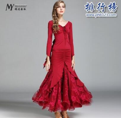 哪些牌子的舞蹈裙好?舞蹈裙十大品牌排行榜