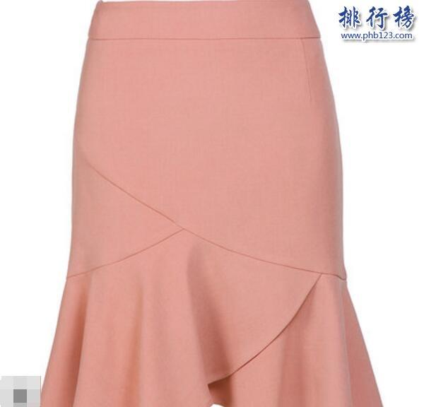 半身裙什麼牌子的好?半身裙十大品牌排行榜