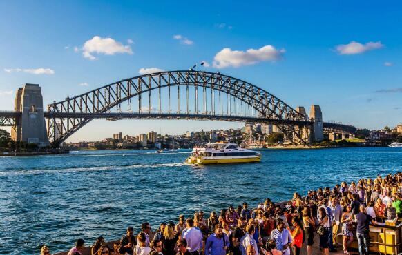 澳大利亞十大著名景點 悉尼歌劇院上榜,黃金海岸必去