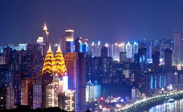 2020年8月重慶各區房價排行榜,渝中區房價最高江北區房價12913元/㎡