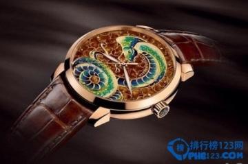 十大中國風頂級腕錶