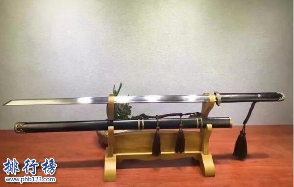 中國十大名刀排行榜 中國古代真實存在過的名刀