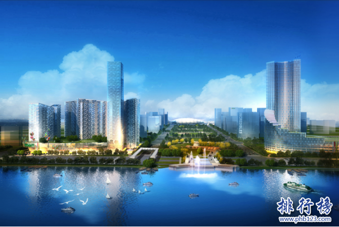 南昌最高樓多少米?南昌十大高樓排名2019