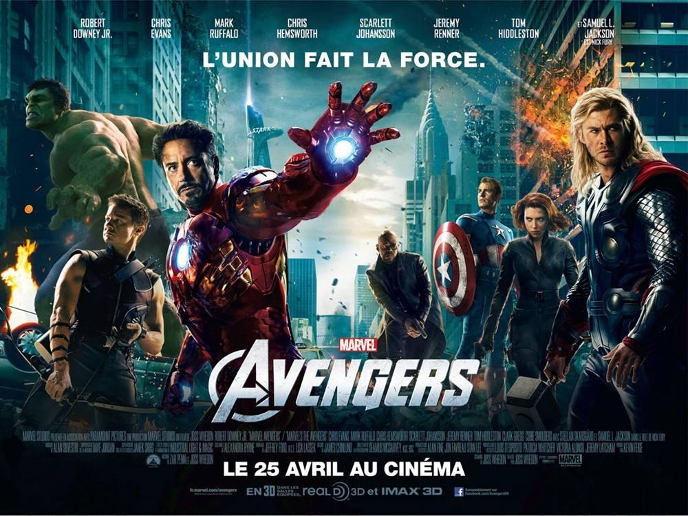 2021年5月電影上映時間表:復仇者聯盟3上映時間5月4日