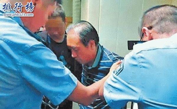 中國十大殺人狂魔,烹飪受害者屍體並切成兩千片