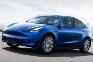 2021年3月新能源SUV銷量排行榜 特斯拉Model Y第一,蔚來ES6上榜
