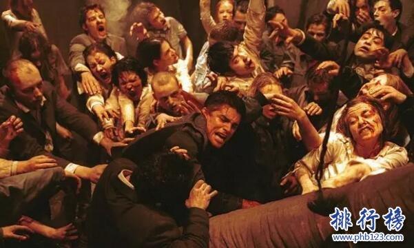 喪屍電影排行榜前十名 我是傳奇史皇獻上喪屍片巔峰之作