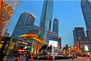 南京購物好地方:德基廣場上榜,它是奢侈品集中地
