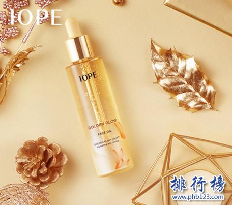 護膚精油產品哪個牌子好?韓國護膚精油產品排行榜