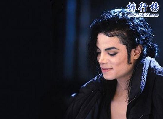 全球十大鬼才音樂人,麥可·傑克遜僅排第二