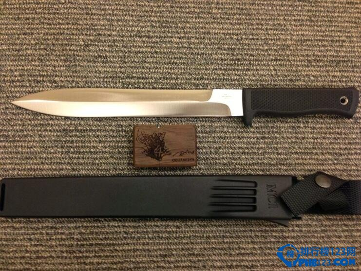 mod trident - 三叉戟折刀