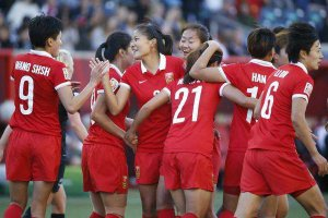 2021國際足聯世界女足排名:美德保持前二,中國女足排16位