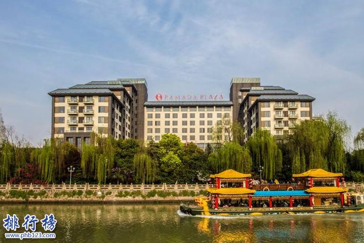 揚州頂級奢華酒店有哪些?揚州十大豪華酒店排名