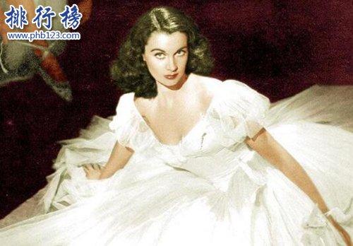 世界十大美女排行榜,第十是九零後,第一已去世!
