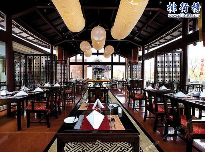 重慶人氣最佳的餐廳有哪些?重慶十大頂級餐廳排名