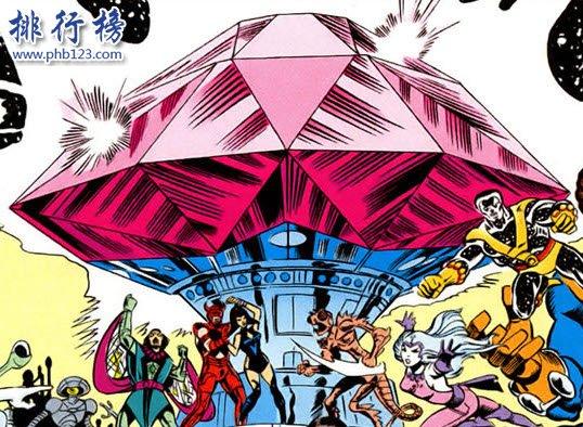 漫威宇宙的九大神器:第八名可殺五大創世神,第一最強